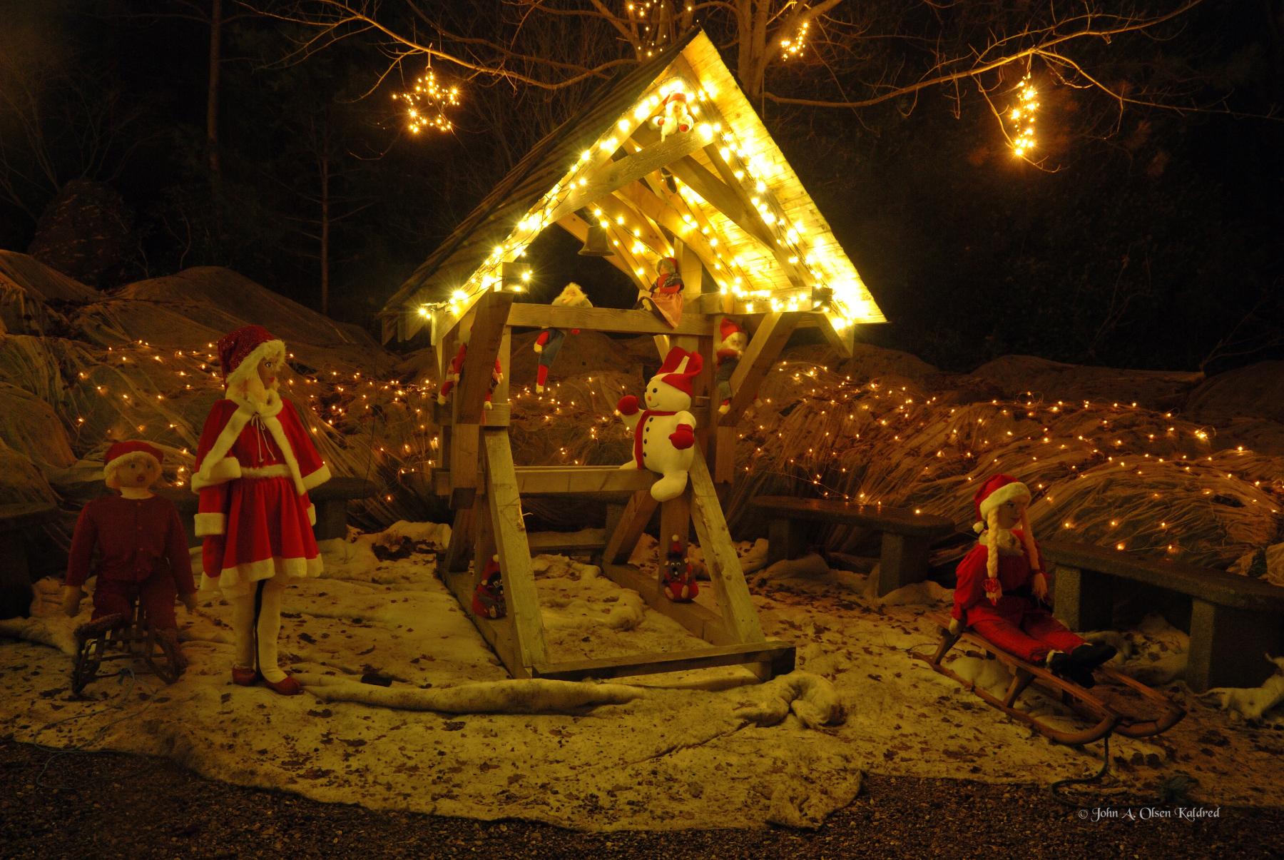 Jul i Birkegårdens Haver _01