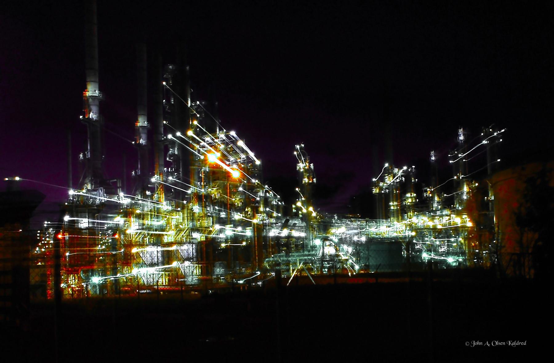 Statoil ved aften_01