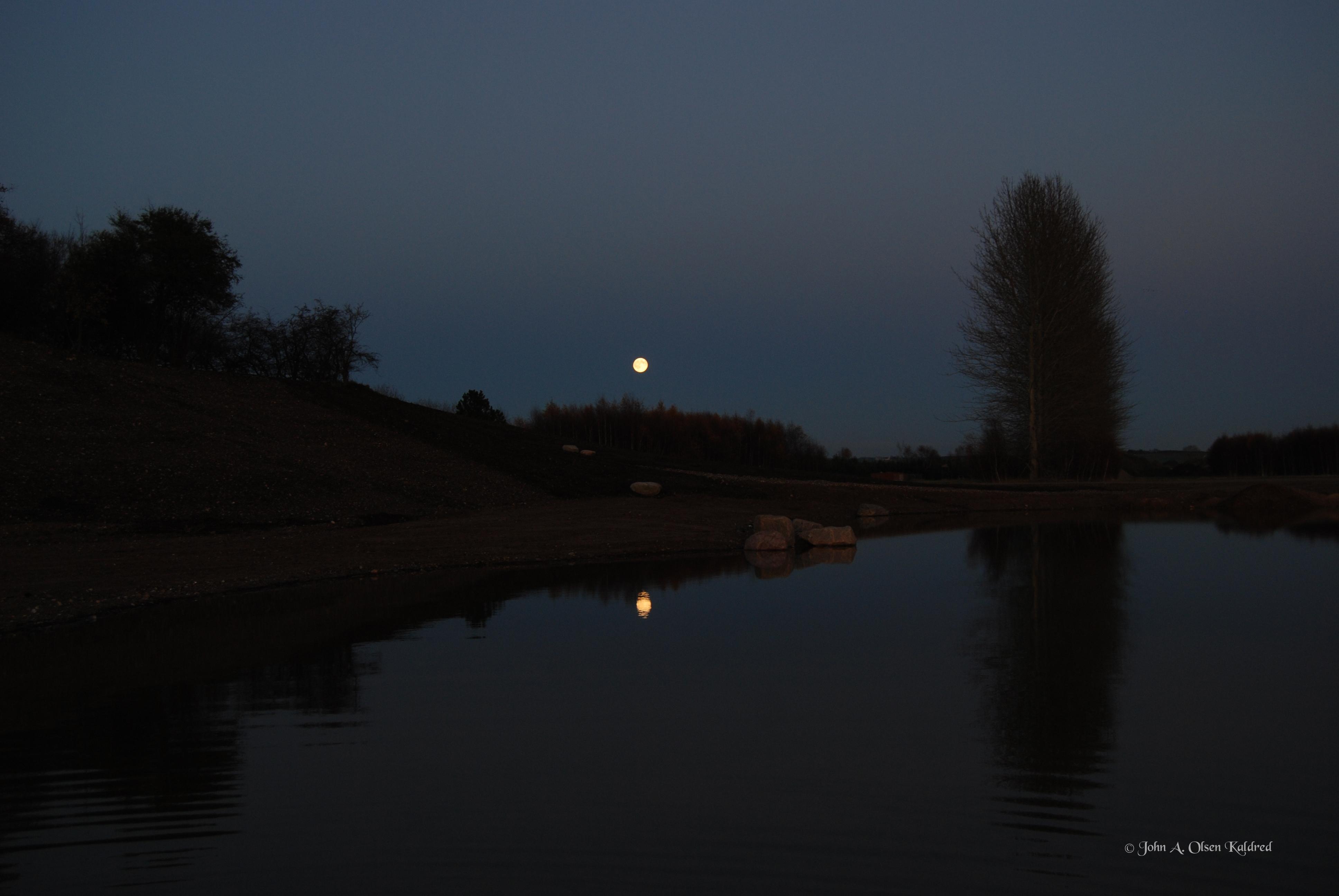 Måneskin ved søbred okt 08 009