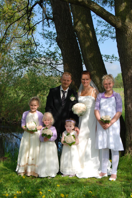 Tina & Jespers Bryllup 22-05-2010 136